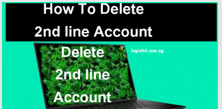 How To Delete, Cancel, Close or Deactivate 2nd line Account