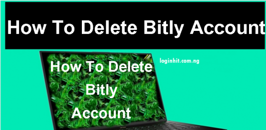 How To Delete, Cancel, Close or Deactivate Bitly Account