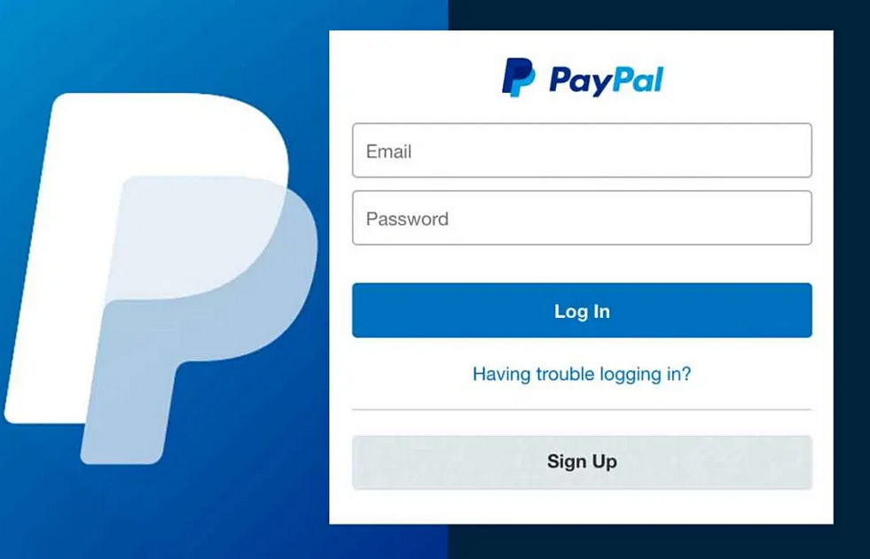 Paypal Login Issues