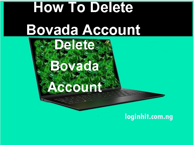 Delete Bovada Account
