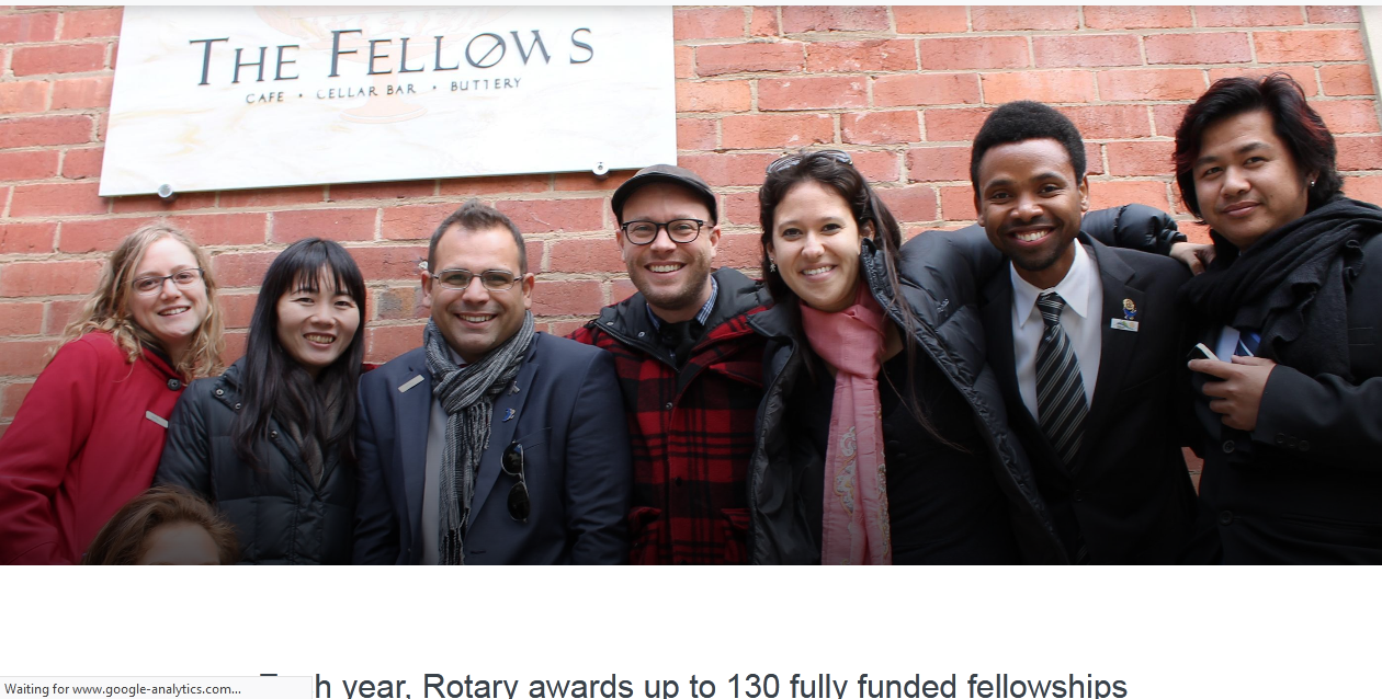How To Apply for Rotary Peace Fellowships 2020-2021