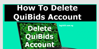 How To Delete, Cancel, Close or Deactivate QuiBids Account