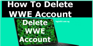 How To Delete, Cancel, Close or Deactivate WWE Account
