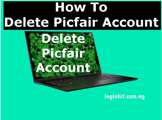 How To Delete, Cancel, Close or Deactivate Picfair Account