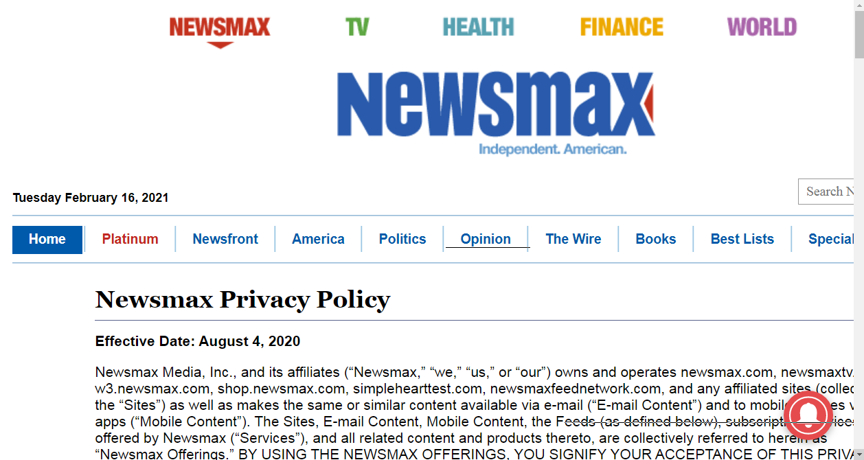 How To Delete, Cancel, Close or Deactivate NewsMax Account